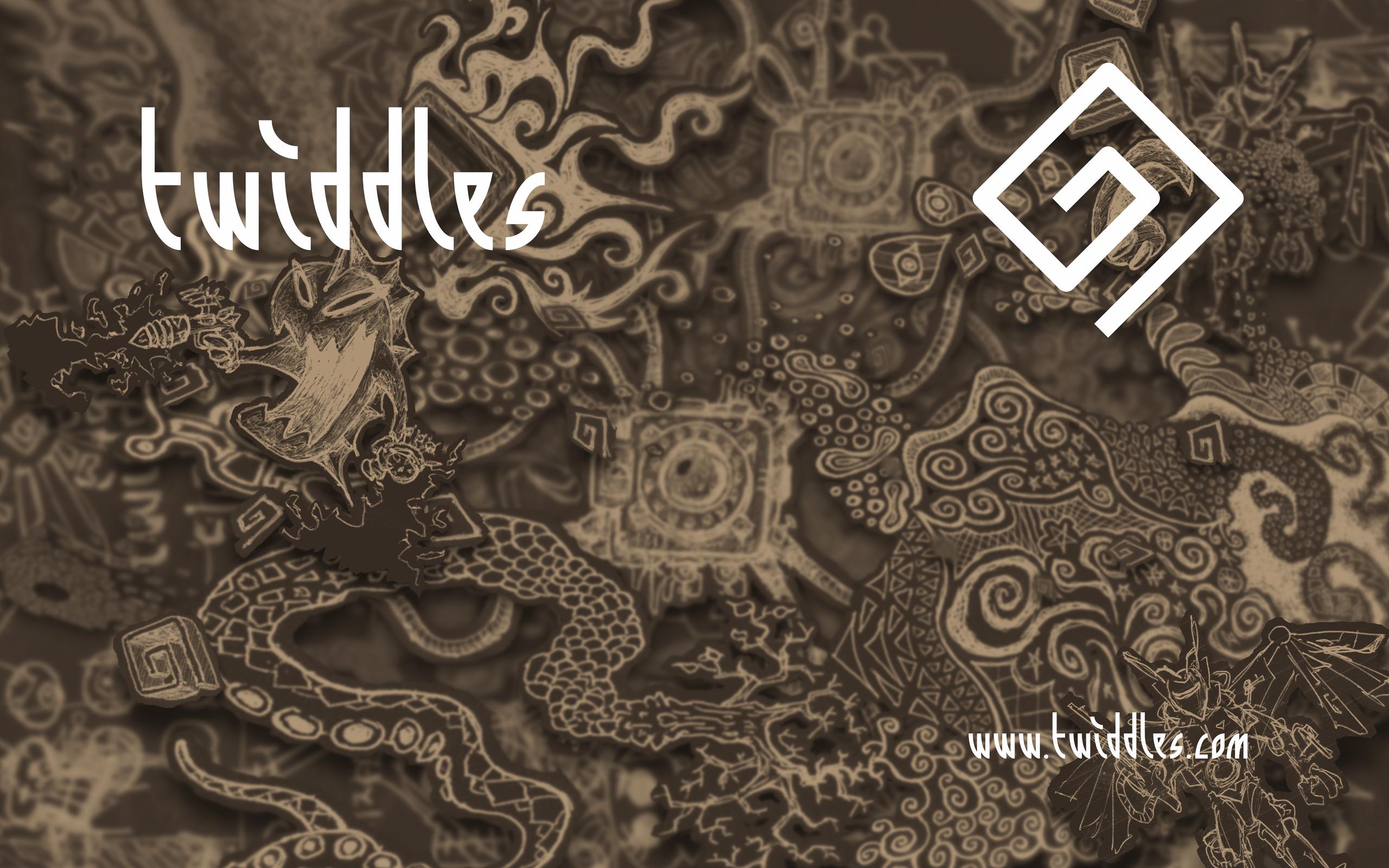 Twiddles Doodle Invert