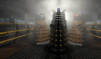 Prisoner of the Daleks by BillBailey