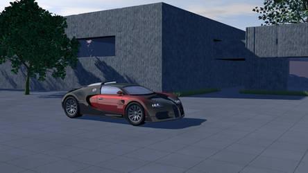 Veyron by BillBailey