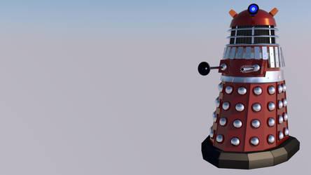 Evolution Dalek01 by BillBailey