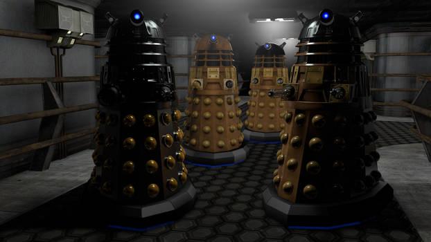 Prisoner of the Daleks 02 by BillBailey