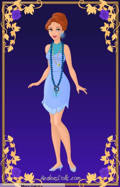 Gallery for gt anastasia blue dress