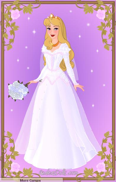 Aurora Wedding Dress By Zozelini