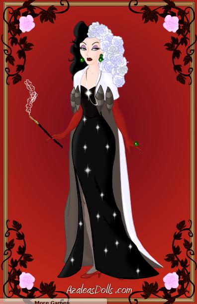 Disney Maleficent 2014 Dolls Designer Villain - Cru...