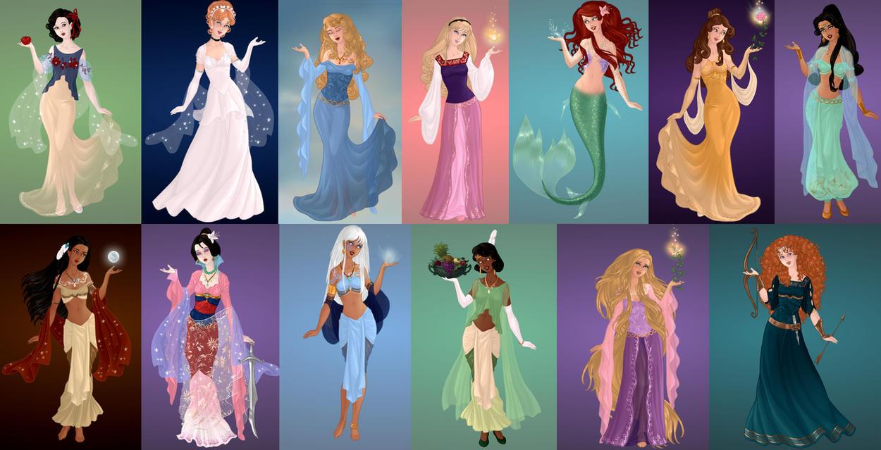 Disney Princess Anastasia Viewing Gallery