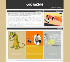 vectortea.com Web Design by lemontea