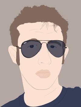 Clay's Portrait