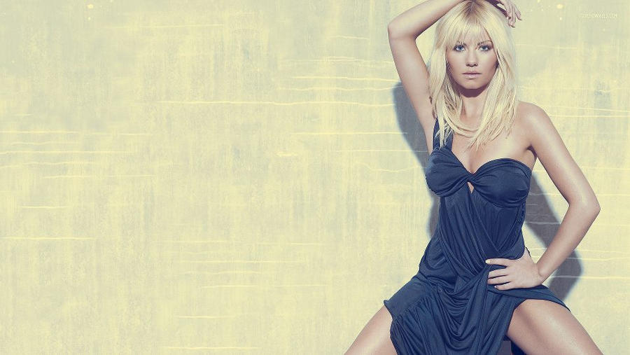 Elisha Cuthbert Wallpaper By Nergalla On Deviantart