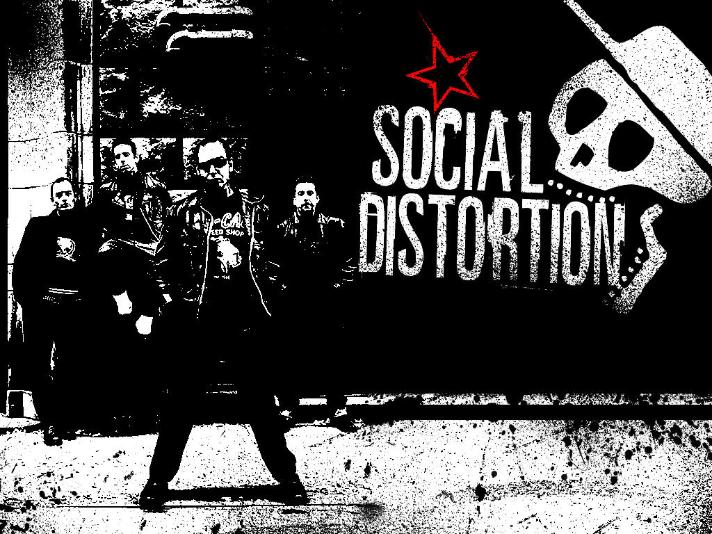 Social Distortion by RattWallpapers - 511.8KB