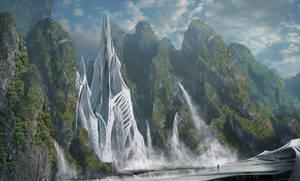 Waterfalls! by H0stilekid