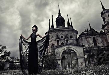 witch by Avine