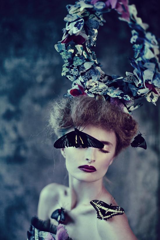 breath of a butterfly II by Avine