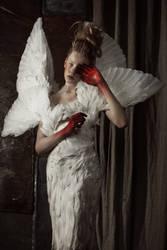 Fallen Angel III by Avine
