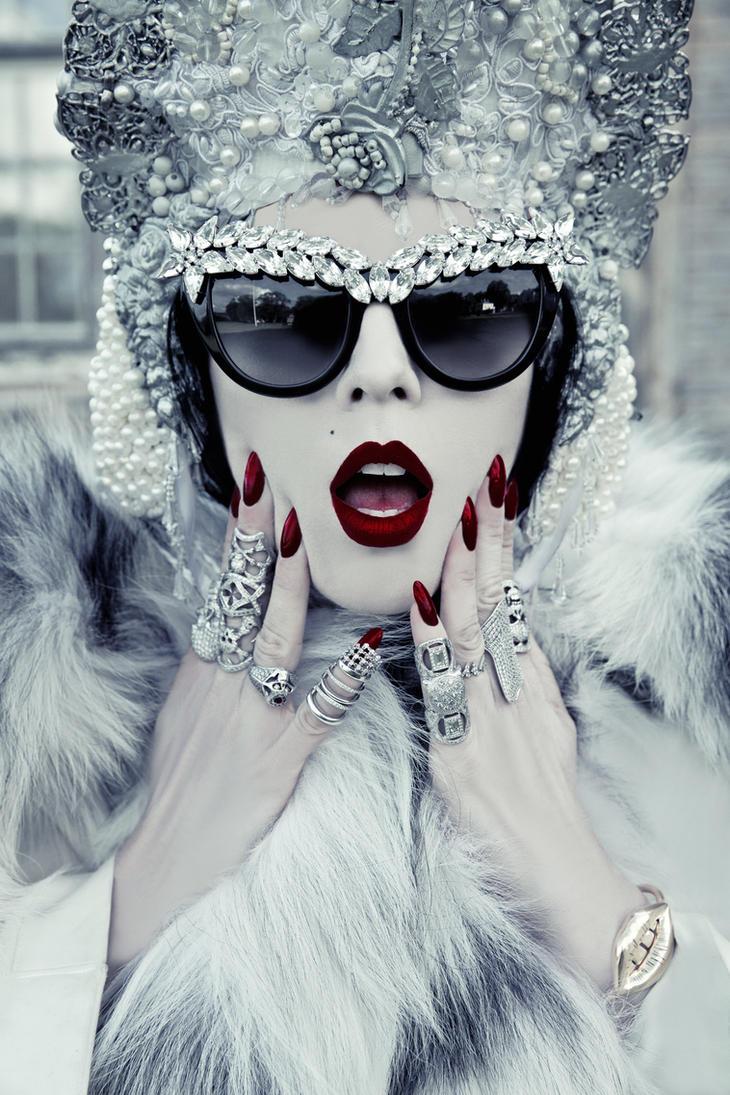 Ice Queen by Avine