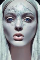 ice eyes by Avine