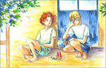 4851: Summer by tamisan-mio