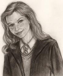 Student Ginny by LMRourke