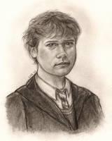 Neville Longbottom by LMRourke
