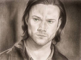 Season 9 Sam Winchester by LMRourke