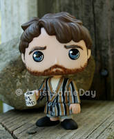Custom Funko Chuck Shurleys by LMRourke