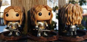 Custom Ser Loras Tyrell by LMRourke