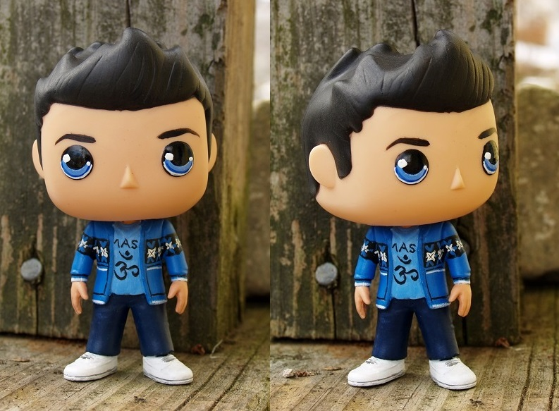 Custom Funko Pop Meta Misha By Lmrourke On Deviantart