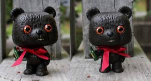 Custom Funko Pop T. Bear by LMRourke