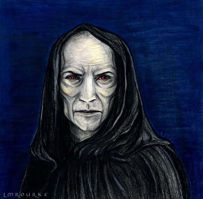 Voldemort by LMRourke