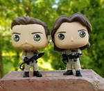 New Version Ghostbuster Jensen and Jared