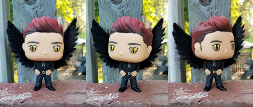 Good Omens-Crowley with Wings