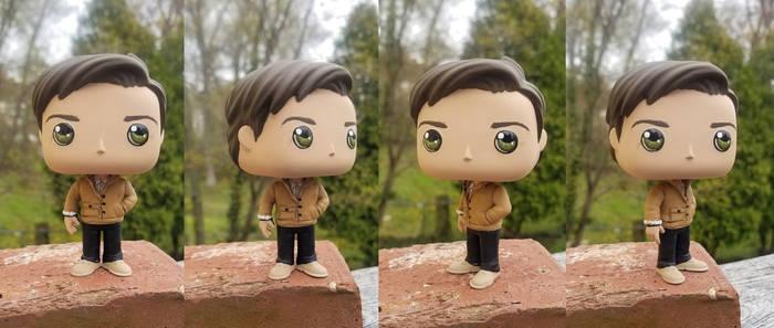 Custom AU Dean Winchester from SPN Season 15
