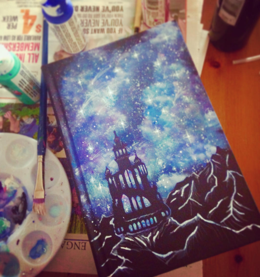 Book Cover Watercolor Artists : Night court cover by darlingeek on deviantart