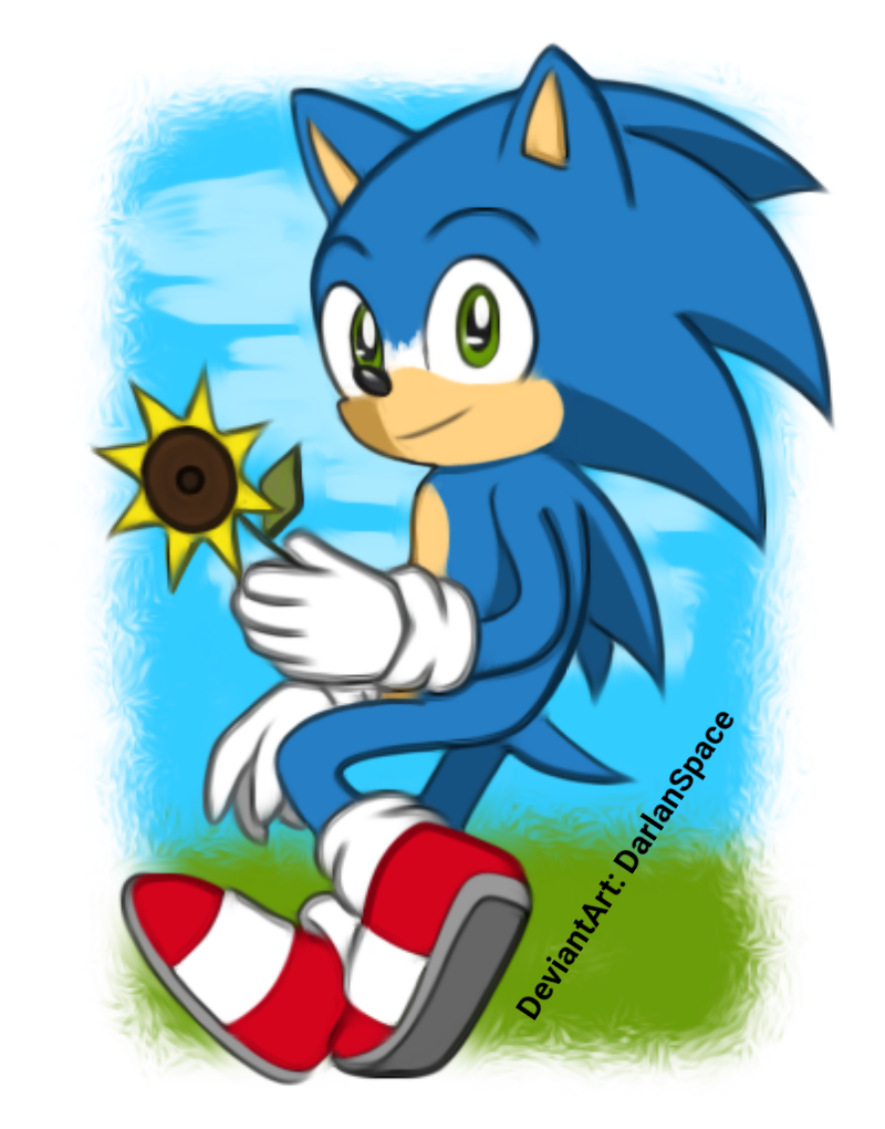 Sonic Movie 2020 By Darlanspace On Deviantart