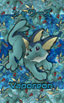Vaporeon Wallpaper by DarlanSpace