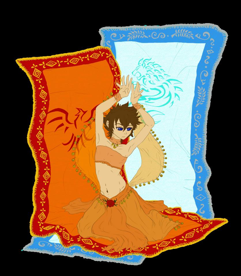 Dune d'oriente - Sora the belly dancer by VanyCat