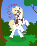 Maximus - My Little Pony FiM version