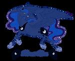 Realistic Princess Luna