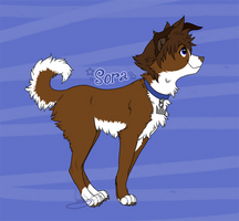 Sora doggy style by VanyCat