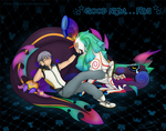 Good Night Riku by VanyCat
