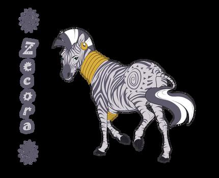 Realistic Zecora