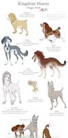 Kingdom Hearts - Doggy Style by VanyCat