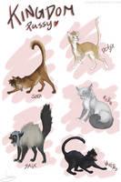Kingdom Pussy by VanyCat