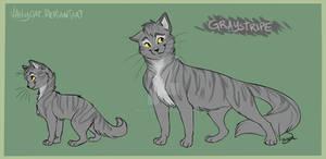 Warriors Cats - Graystripe