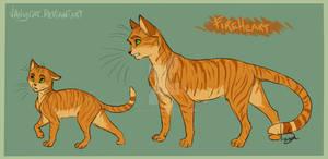 Warriors Cats - Fireheart