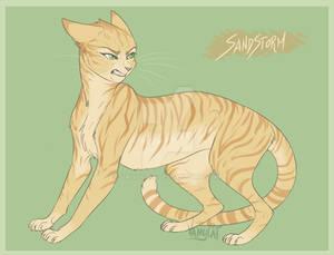 Warrior Cats - Sandstorm