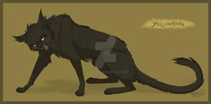 Warrior Cats - Yellowfang