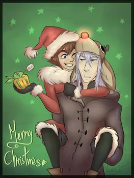 Merry SoRiku Christmas!