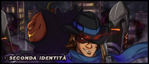 Seconda Identita' - Banner Fanfic