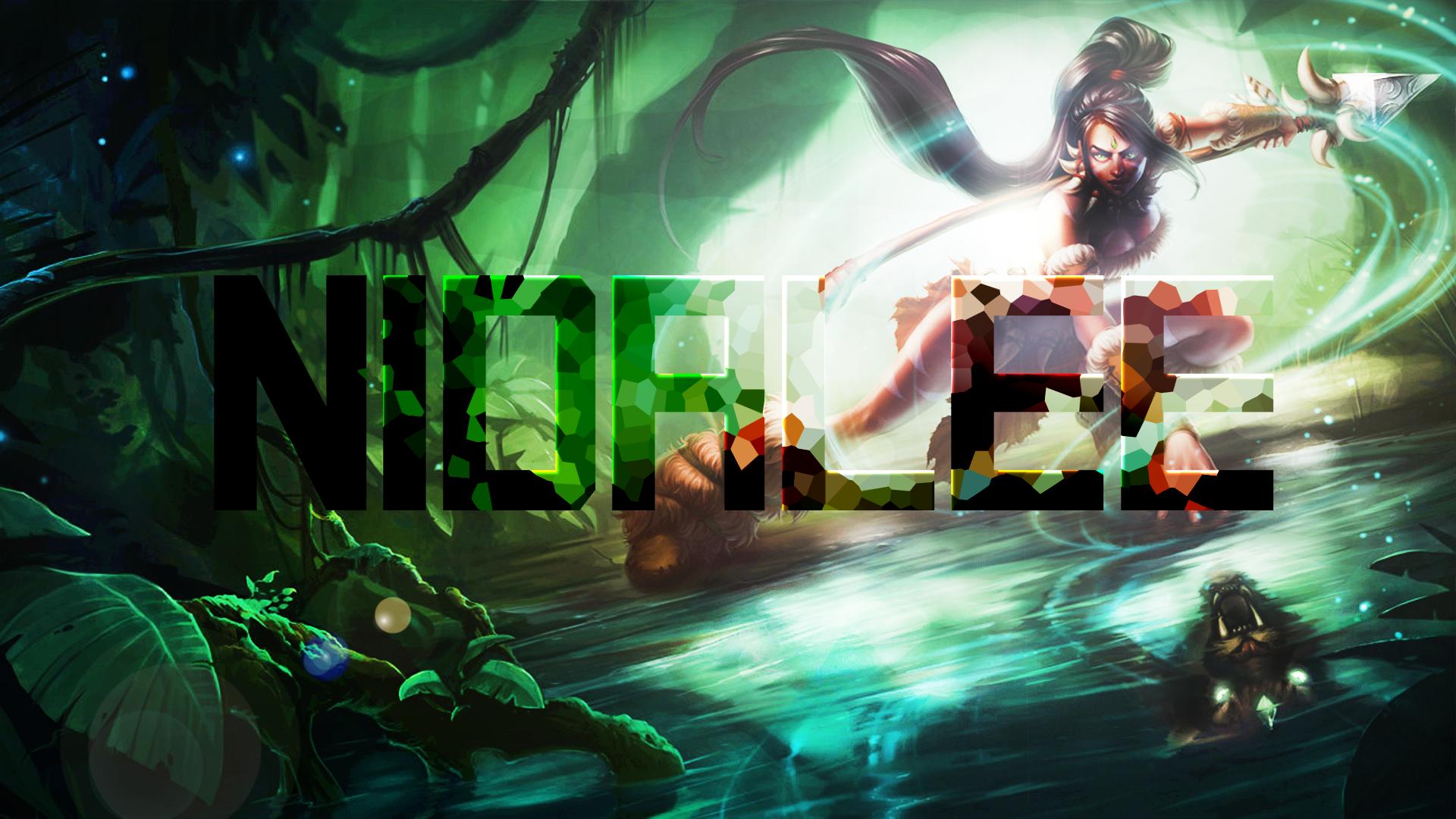 League Of Legends Nidalee Wallpaper By Nipplesplitter On Deviantart