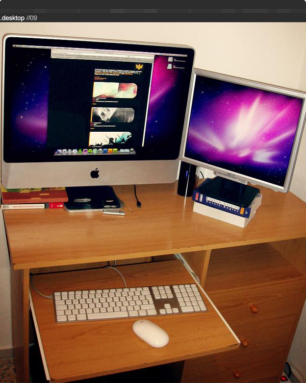 desktop by rokama